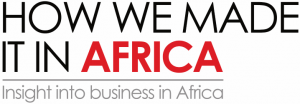 Logo How We Made it in Africa